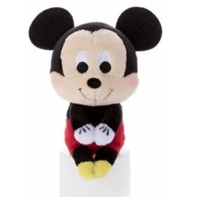 ディズニーキャラクター ちょっこりさん ミッキーマウス ぬいぐるみ 高さ約14cm 新品商品