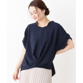 grove グローブ UVカット・接触冷感 裾タックスキッパーシャツ