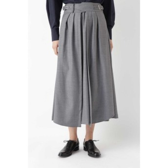 HUMAN WOMAN / OTOAA サキソニーフレアラップスカート