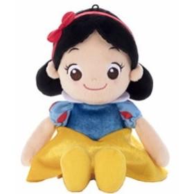 ディズニーキャラクター ビーンズコレクション 白雪姫 ぬいぐるみ 座高14cm 新品商品
