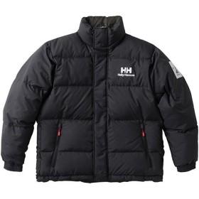 ヘリーハンセン(HELLY HANSEN) メンズ バブルダウンジャケット Bubble Down Jacket ブラック Lサイズ HH11856 K アウター セーリング 撥水 ヨット 海 マリン