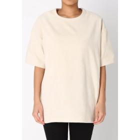 THING FABRICS 【THING FABRICS/シングファブリックス】5チェンジクロスT シャツ Tシャツ・カットソー,Off