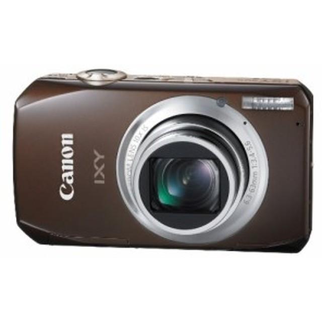 Canon デジタルカメラ IXY50S ブラウン IXY50S(BW) 1000万画素裏面照射CMOS 光学10倍ズーム 3.0型ワイド液晶 フルHD動画 中古品 アウトレ