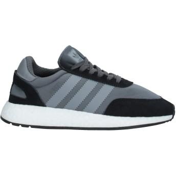 《セール開催中》ADIDAS ORIGINALS レディース スニーカー&テニスシューズ(ローカット) ブラック 7.5 紡績繊維 / 革