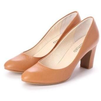 アンタイトル シューズ UNTITLED shoes パンプス (ブラウン)