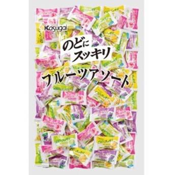 春日井 のどにスッキリ フルーツアソート(1kg)[ハーブキャンディー]