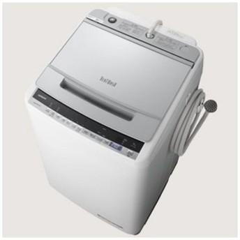 日立 HITACHI 全自動洗濯機 「ビートウォッシュ」 [洗濯9.0kg/インバーターモーター搭載] BW-V90E-S シルバー