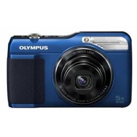 OLYMPUS VG-190 BLU ブルー STYLUS (デジタルカメラ (1600万画素)) 中古品 アウトレット