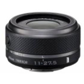 Nikon 標準ズームレンズ 1 NIKKOR 11-27.5mm f/3.5-5.6 ブラック ニコンCXフォーマット専用 中古品 アウトレット