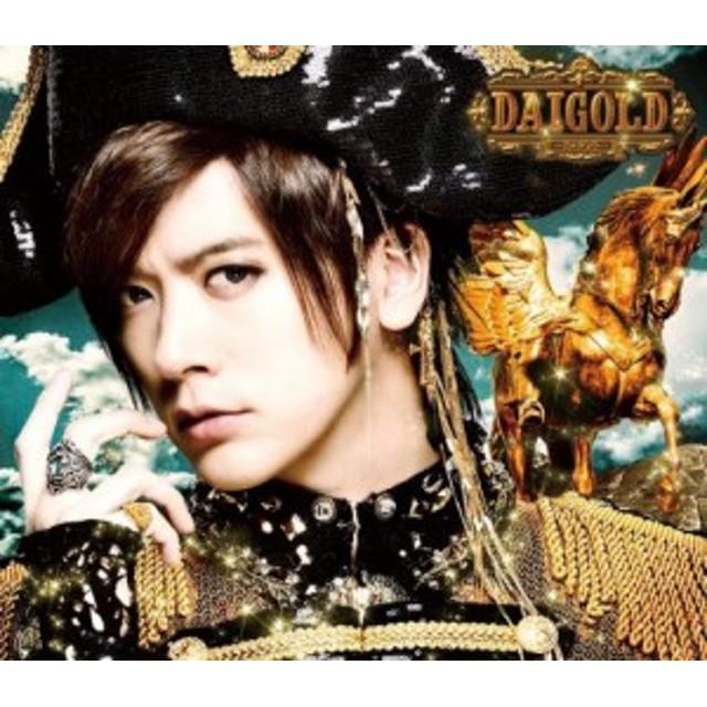 DAIGOLD (初回限定盤B)(DVD付)