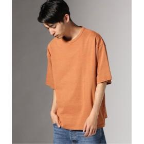 【60%OFF】 ジャーナルスタンダード DELAVE VINTAGE BOX Tシャツ メンズ オレンジ L 【JOURNAL STANDARD】 【セール開催中】