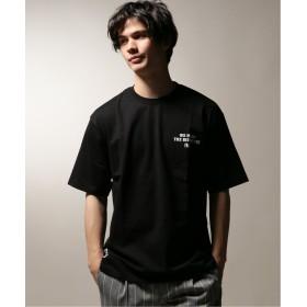 【50%OFF】 ジャーナルスタンダード FLB Tシャツ We Help The Birds Fly メンズ ブラック M 【JOURNAL STANDARD】 【セール開催中】