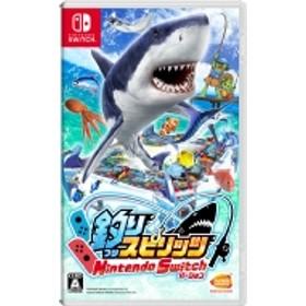 Game Soft (Nintendo Switch)/釣りスピリッツ Nintendo Switchバージョン