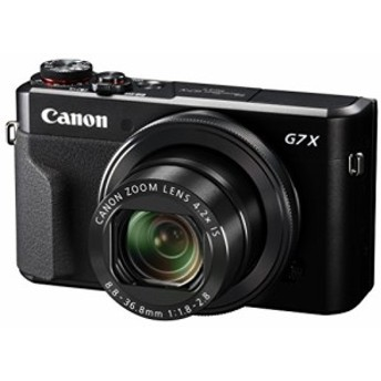 Canon デジタルカメラ PowerShot G7 X MarkII 光学4.2倍ズーム 1.0型センサー PSG7X MarkII 中古品 アウトレット