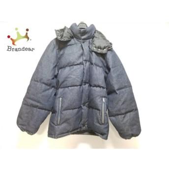 ティーケータケオキクチ ダウンジャケット サイズ3 L メンズ ダークネイビー 冬物 新着 20190515
