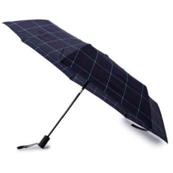 (SHIPS/シップス)KIU: 【SHIPS】 ASC UMBRELLA 折り畳み傘/メンズ コバルトブルー