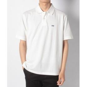 (McGREGOR/マックレガー)【一部店舗限定】McGワンポイント定番半袖ポロシャツ/メンズ ホワイト