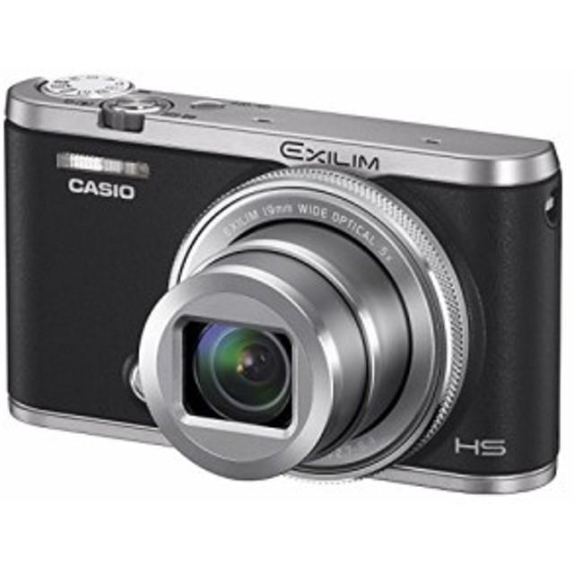 CASIO デジタルカメラ EXILIM EX-ZR4000BK 超広角19mm アニメーション動画を作れる「ワイドビューフォト」 EXZR4000 ブラック 中古品 ア