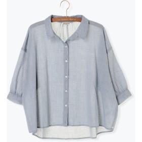 【6,000円(税込)以上のお買物で全国送料無料。】柄アソートレギュラーシャツ