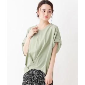 grove(グローブ) UVカット・接触冷感 裾タックスキッパーシャツ