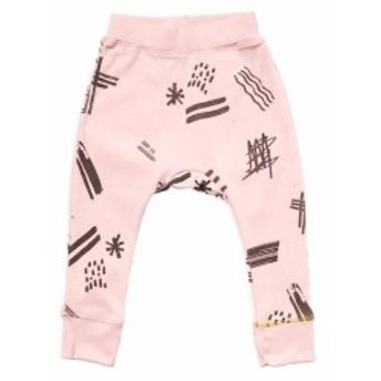 エッテルベテル キッズ ボーイズ パンツ Stripes Graphic Leggings