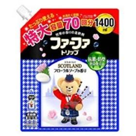 NSファーファ・ジャパン NS FAFA JAPAN ファーファトリップ フローラルソープの香り 詰替用 1400ml 日用品・生活雑貨