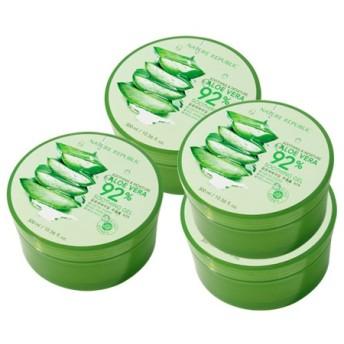 (韓国化粧品)ネイチャーリパブリックアロエ92%スディンジェル300ml