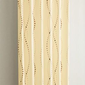 曲線ドット柄防炎遮光プリントカーテン - セシール ■カラー:ベージュ ピンク ■サイズ:幅100×丈110(2枚組),幅100×丈135(2枚組),幅100×丈178(2枚組),幅100×丈205(2枚組),幅100×丈240(2枚組),幅100×丈245(2枚組),幅130×丈200(2枚組),幅130×丈230(2枚組),幅100×丈155(2枚組),幅100×丈170(2枚組),幅100×丈200(2枚組),幅100×丈220(2枚組),幅100×丈235(2枚組),幅100×丈75(2枚組),幅