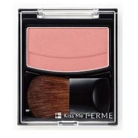 キスミー KISS ME フェルム ブライトニングチーク #02 ソフトピンク 化粧品 コスメ