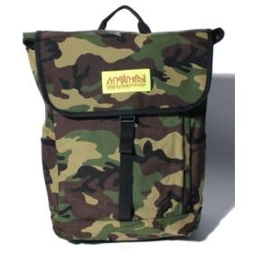 (Import Market/インポートマーケット)Manhattan Portage Washington SQ Backpack-M/ユニセックス WCAMO