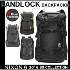 リュック ニクソン NIXON ランドロック バックパック LANDLOCK BACKPACK3 C2813 メンズ レディース 鞄 カバン バッグ