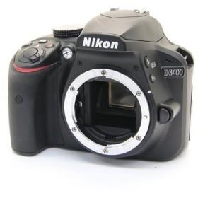 《良品》Nikon D3400 ボディ