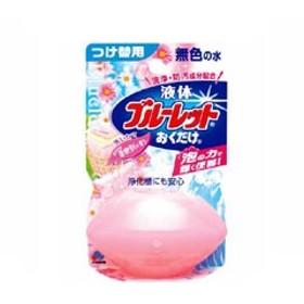 小林製薬 KOBAYASHI PHARMACEUTICAL 液体ブルーレットおくだけ 柔軟剤の香り つけかえ用 70ml 日用品・生活雑貨