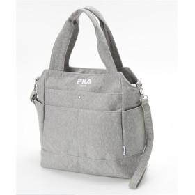 FILA スウェット2WAYトートバッグ(A4対応) トートバッグ・手提げバッグ