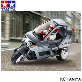 タミヤ TAMIYA スターユニットシリーズ No.05 トリプルホイールシリーズ 1/8 ダンシングライダー (組立キット)(T3-01シャーシ)