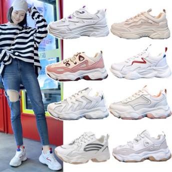 A57 スニーカー レディース Sneaker ランニングシューズ 運動会 スポーツ シューズ ランニングシューズ 走れる 靴 おしゃれ 歩きやすい カジュアル おしゃれ 美脚 靴 韓国風