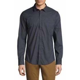 アントニーモラート Men Clothing Long Sleeve Printed Sportshirt