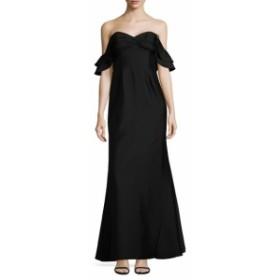 ショーシャンナ レディース ワンピース Solid Silk Gown