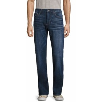 ジョーズジーンズ Men Clothing Cotton Classic Straight Leg Jeans