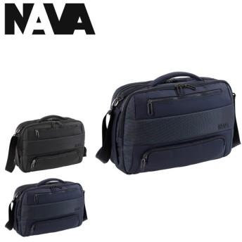 NAVA design ブリーフケース 3WAY A4 ゲート メンズ GT069 ナヴァデザイン GATE | リュックサック バックパック デイパック ビジネスバッグ [PO10]