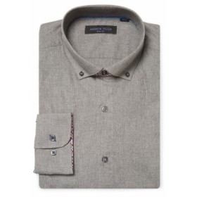 アンドリューフェザ Men Clothing Button-Down Dress Shirt
