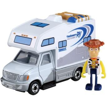 予約 2019年06月15日発売 トミカ ドリームトミカ ライドオン トイ・ストーリー TS-01 ウッディ&RVカー お一人さま3点限り 4904810134077