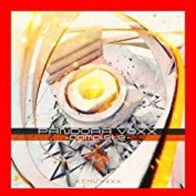 PANDORA VOXX complete (2枚組ALBUM) [Double CD] [CD] KEMU VOXX
