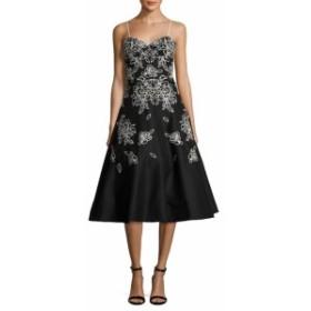 トレイシーリース レディース ワンピース Cotton Embroidered A Line Dress