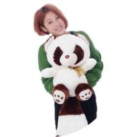 アライグマぬいぐるみ リアルぬいぐるみ 可愛い熊おもちゃ 子供グッズ プレゼント/贈り物 48cm