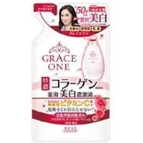 コーセーコスメポート KOSE COSMEPORT グレイスワン 薬用美白濃潤液 つめかえ 200ml 化粧品 コスメ