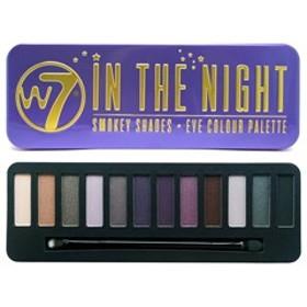 W7(ダブルセブン) W7 アイシャドウパレット3 インザナイト 化粧品 コスメ EYESHADOW PALETTE IN THE NIGHT