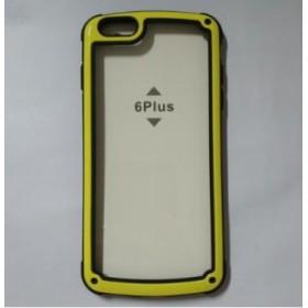 イエロー iphoneXiphoneケース シンプル バイカラー カラーフレーム 防塵 保護 フィット感 滑らない