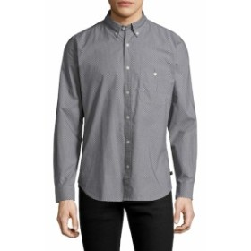 7 フォー オールマンカインド Men Clothing Oxford Cotton Sportshirt