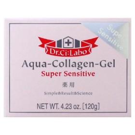 ドクターシーラボ Dr. Ci: Labo 薬用 アクアコラーゲンゲル スーパー センシティブ 120g クリーム